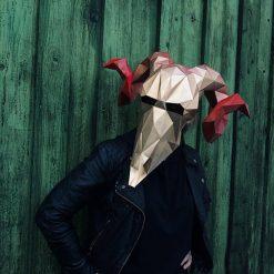 ماسک های سه بعدی