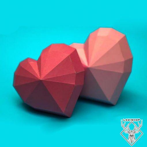 مجسمه قلب