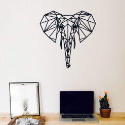 تابلو طرح فیل مدرن