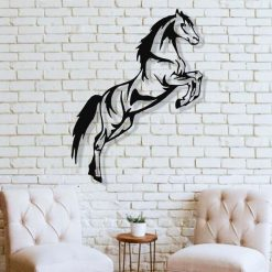 تابلو مدل اسب