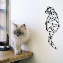 تابلو گربه