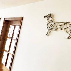 تابلو دیواری سگ